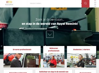 Werken bij Royal Reesink
