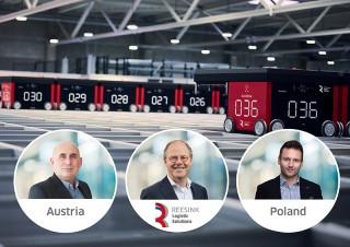 Reesink Logistic Solutions breidt uit naar Polen en Oostenrijk