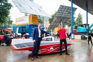 Royal Reesink proud partner of Solar Team Twente
