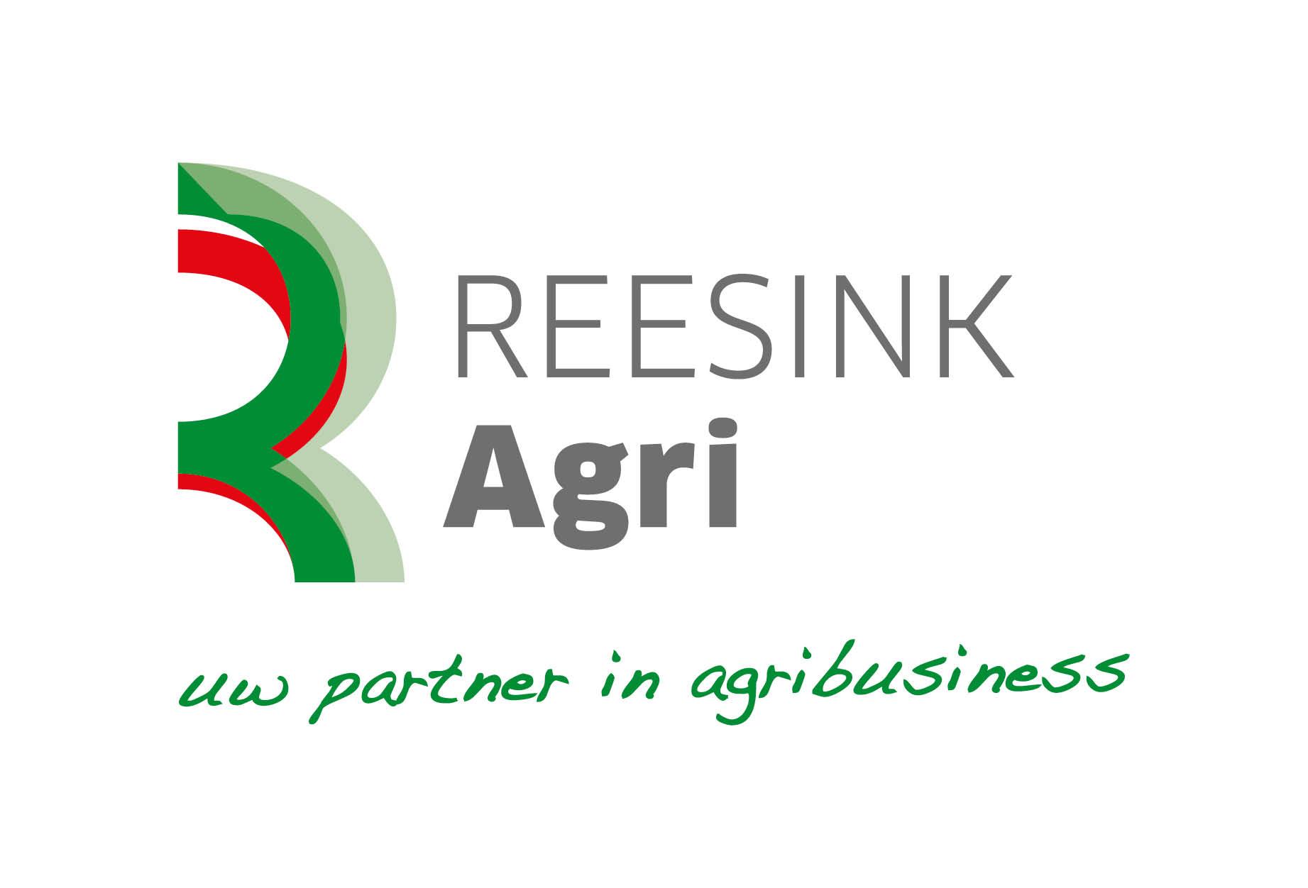 Logo Reesink Agri met pay-off