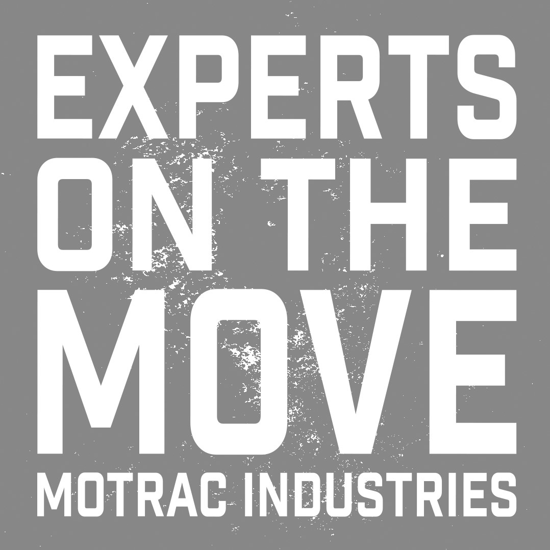 Experts on the move. stempel