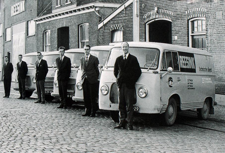 Reesink Service since 1789